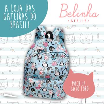 Mochila-Gato-Lord