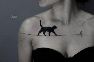 tatuagem frente