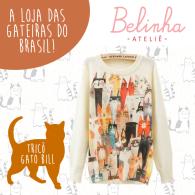Tricô-Gato-Bill